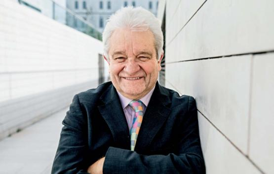 Paul Nurse Presidente do Crick Institute de Londres e Nobel da Medicina @ Expresso 1 Nov'19