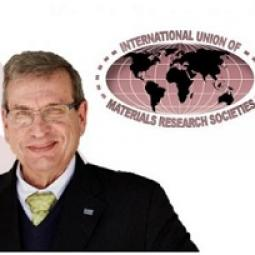 Professor Rodrigo Martins eleito Presidente da International Union of Materials Research Society